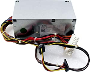 Genuine Dell 250W Watt CYY97 7GC81 L250NS-00 Power Supply Unit PSU For Inspiron 530s 620s Vostro 200s 220s, Optiplex 390, 790, 990 Desktop DT Systems Compatible Part Numbers: CYY97, 7GC81, 6MVJH, YJ1JT, 3MV8H Compatible Model Numbers: L250NS-00, D250ED-00, H250AD-00