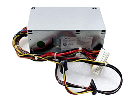 Genuine Dell 250W Watt CYY97 7GC81 L250NS-00 Power Supply Unit PSU For Inspiron 530s