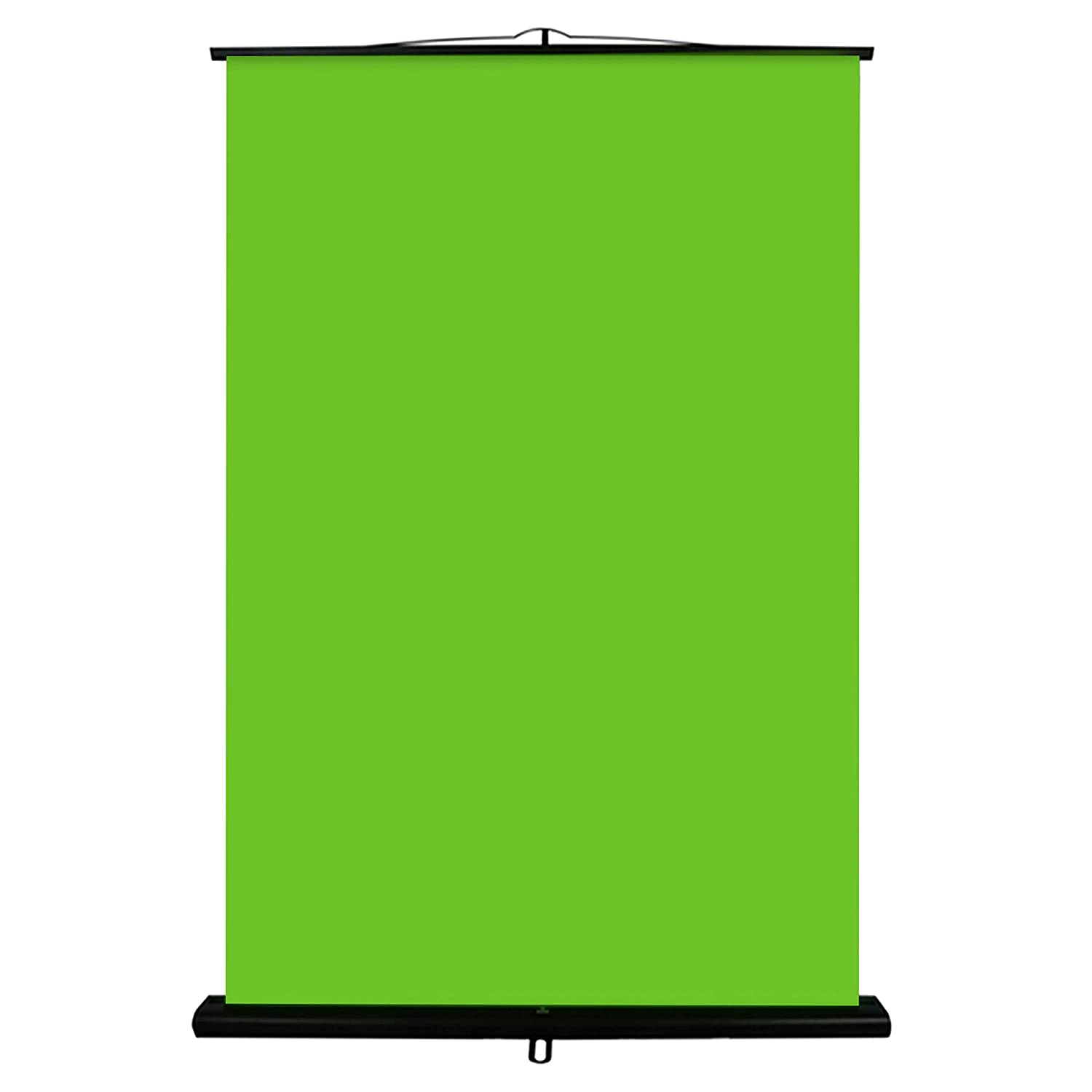 "Valera Creator 95: Collapsible Green Screen for Streaming | 75"" x 58""  Screen Area 
