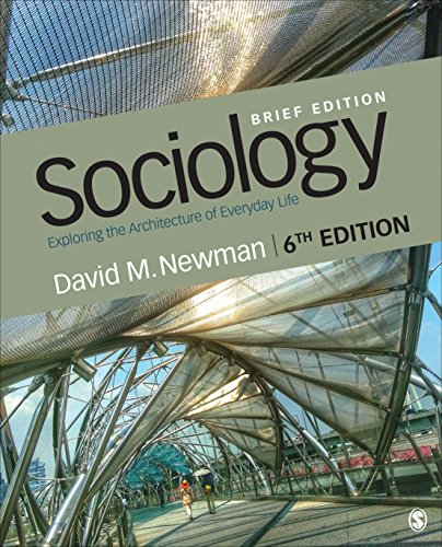 Sociology: Exploring the Architecture of Everyday Life, Brief Edition (Day Recycle Every)