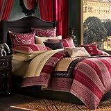 Artology Sari Mini Comforter Set, King, Multi