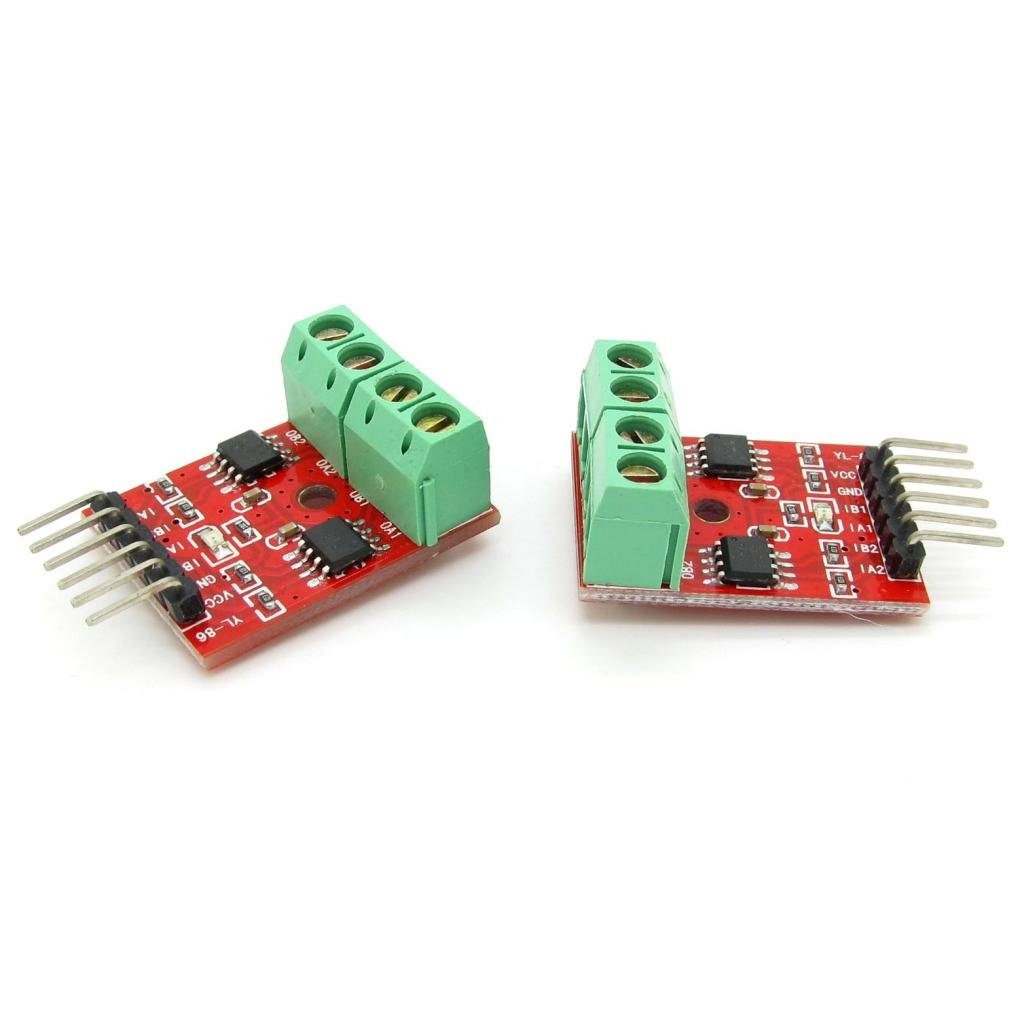 Super Small Pcb Board H Bridge L9110 2 Way Motor Driver Figure Circuit Module For Arduino Pack Of Gps Navigation