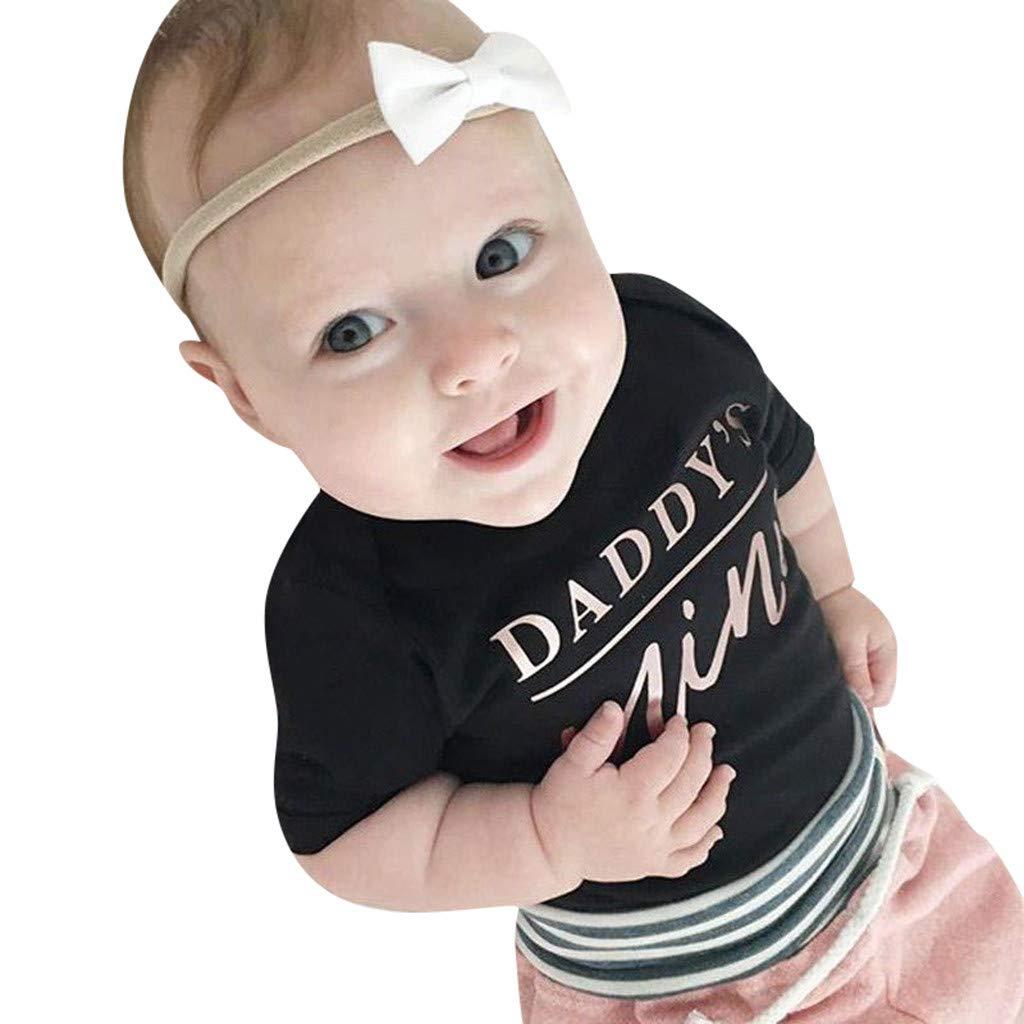 Baby Kleidung M/ädchen Jungen Niedlich Babykleidung Baby Body Alles Gute zum ersten Vatertag Papa Herz Vater Baby Geschenk Baby Langarm Body Von Anney