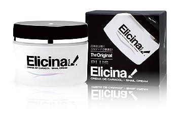 Elicina Crema de Caracol Snail Cream SMD Cosmetics Saromae Radiance Essence Revitalizing Serum - Natural Skin Brightening Solution - 50ml