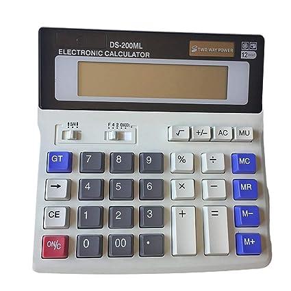 Neborn Scientific Electronics Calculator - Calculadora de mesa (2 ...