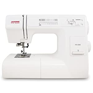 Janome HD3000 heavy duty mechanical leather sewing machine