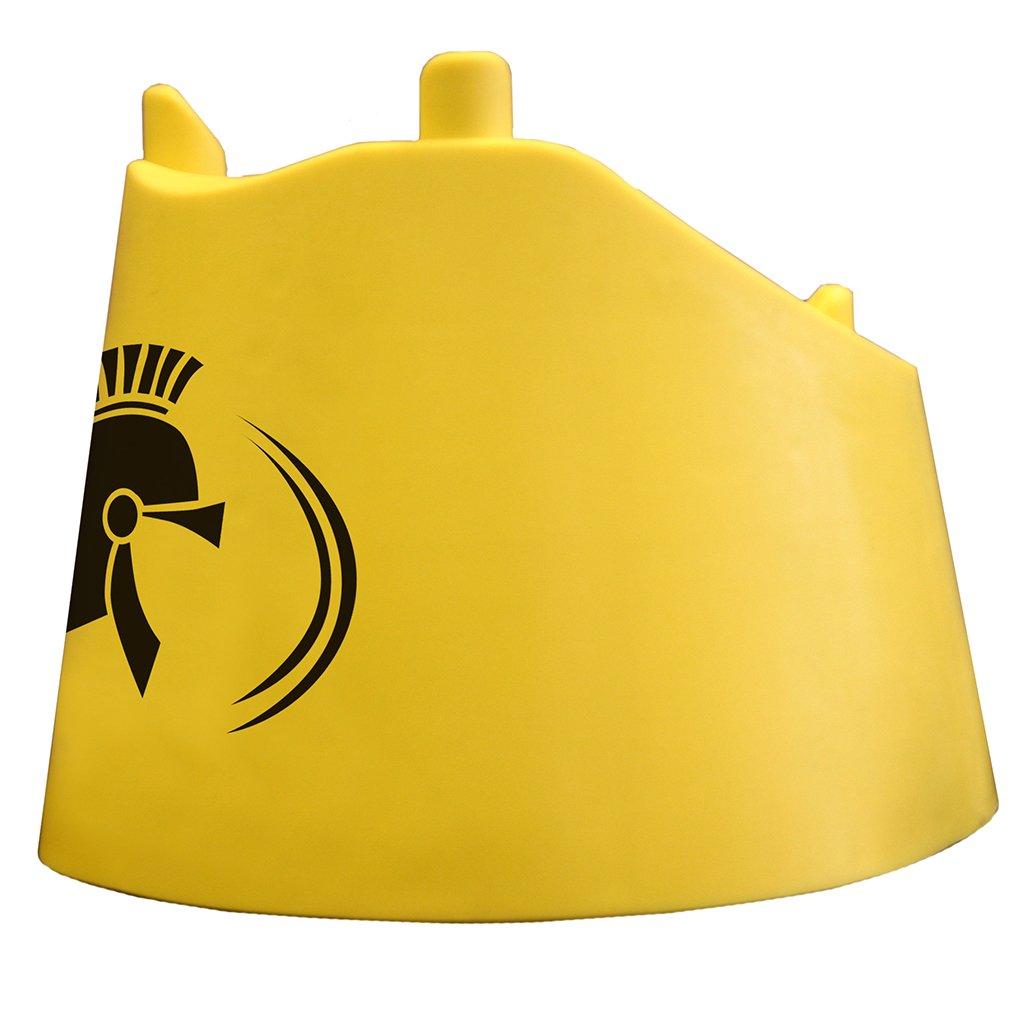 Centurion - Material de entrenamiento para rugby, color amarillo SOC001