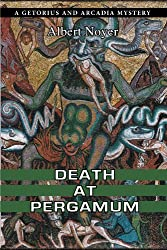 Death at Pergamum (A Getorius and Arcadia Mystery Book 3) (English Edition)