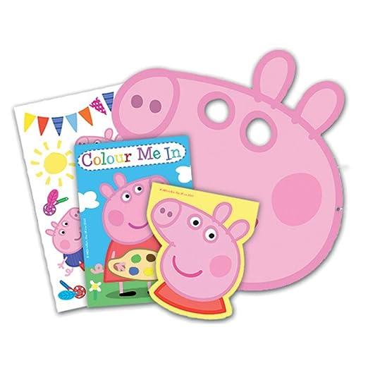 Peppa Pig para fiesta de cumpleaños de regalo favores - 24 ...