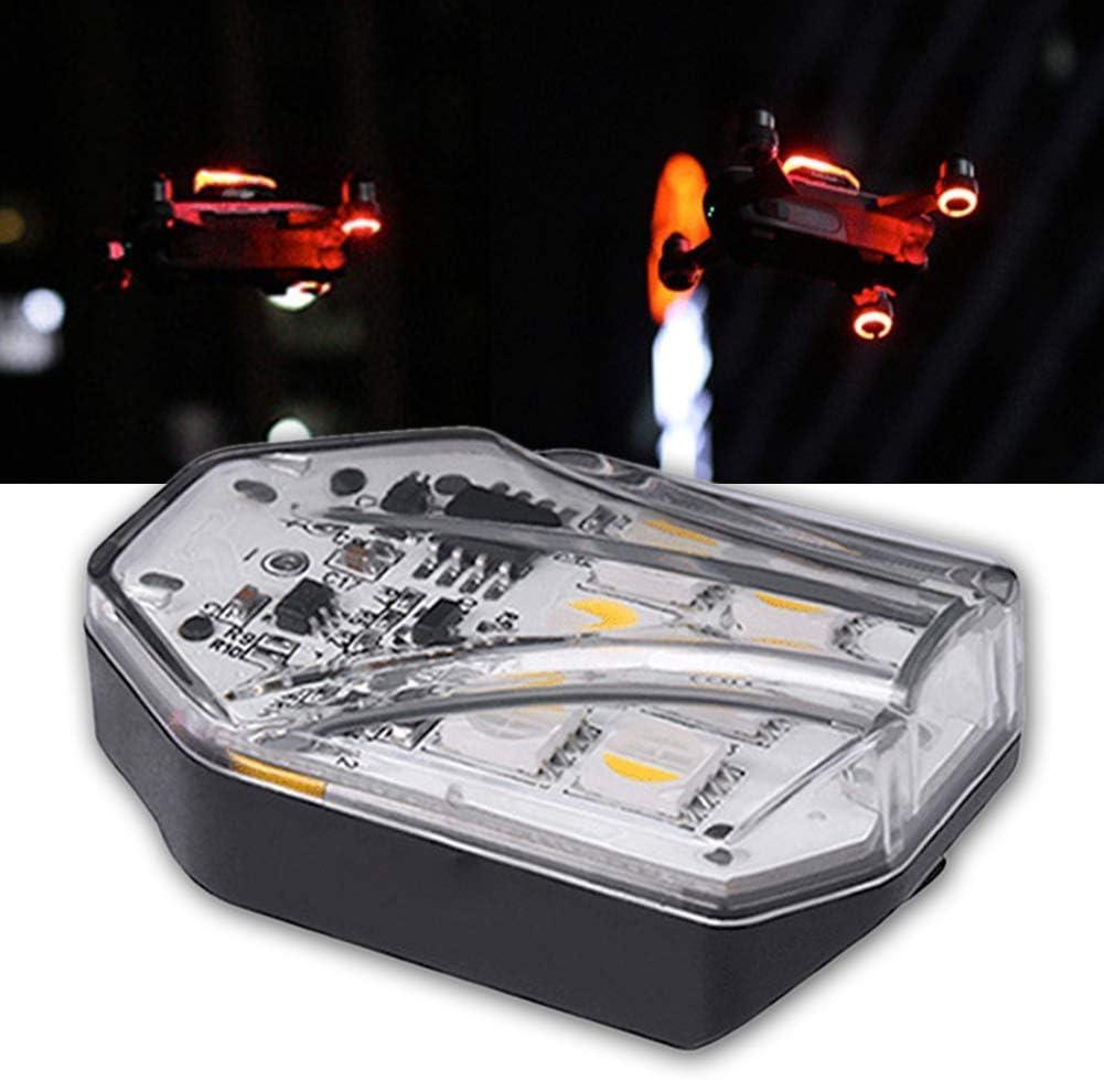 Matedepreso Drone Strobe Light Drone Flash LED Light 3 Mode Anti-Collision Strobe Lighting Drone Accessories For MAVIC 2