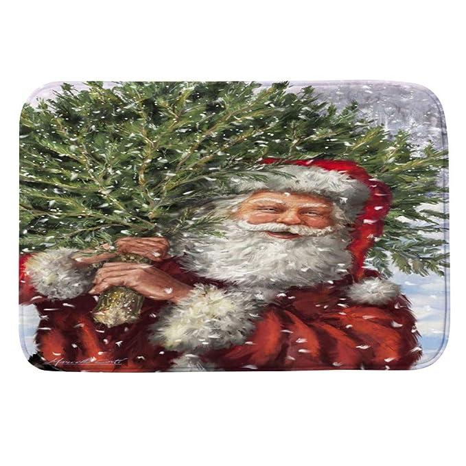 Wawer 40 X 60 Cm Rutschfeste Fussmatte Weihnachten Dekoration
