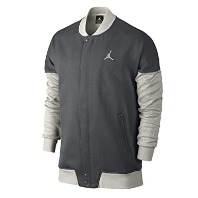 17071e91e504 Image Unavailable. Image not available for. Color  Nike Air Jordan Varsity  Men s Jacket - Size Small