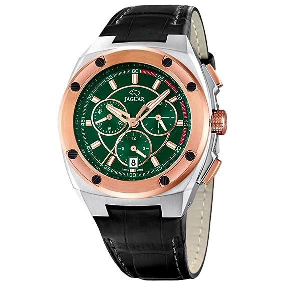 Jaguar reloj hombre Sport Executive Cronógrafo J809/2: Jaguar: Amazon.es: Relojes