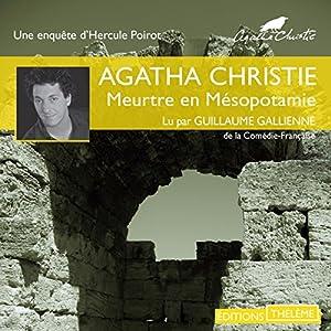 Meurtre en Mésopotamie Audiobook