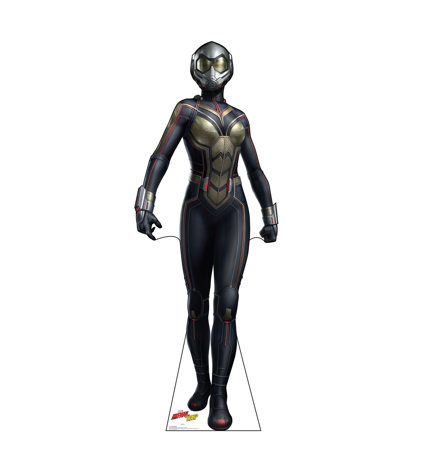 Advanced Graphics The Wasp Life Size Cardboard Cutout Standup - Marvel's Ant-Man and the Wasp