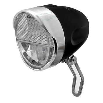 nean Lámpara Frontal LED para Bicicletas con homologación StVZO ...