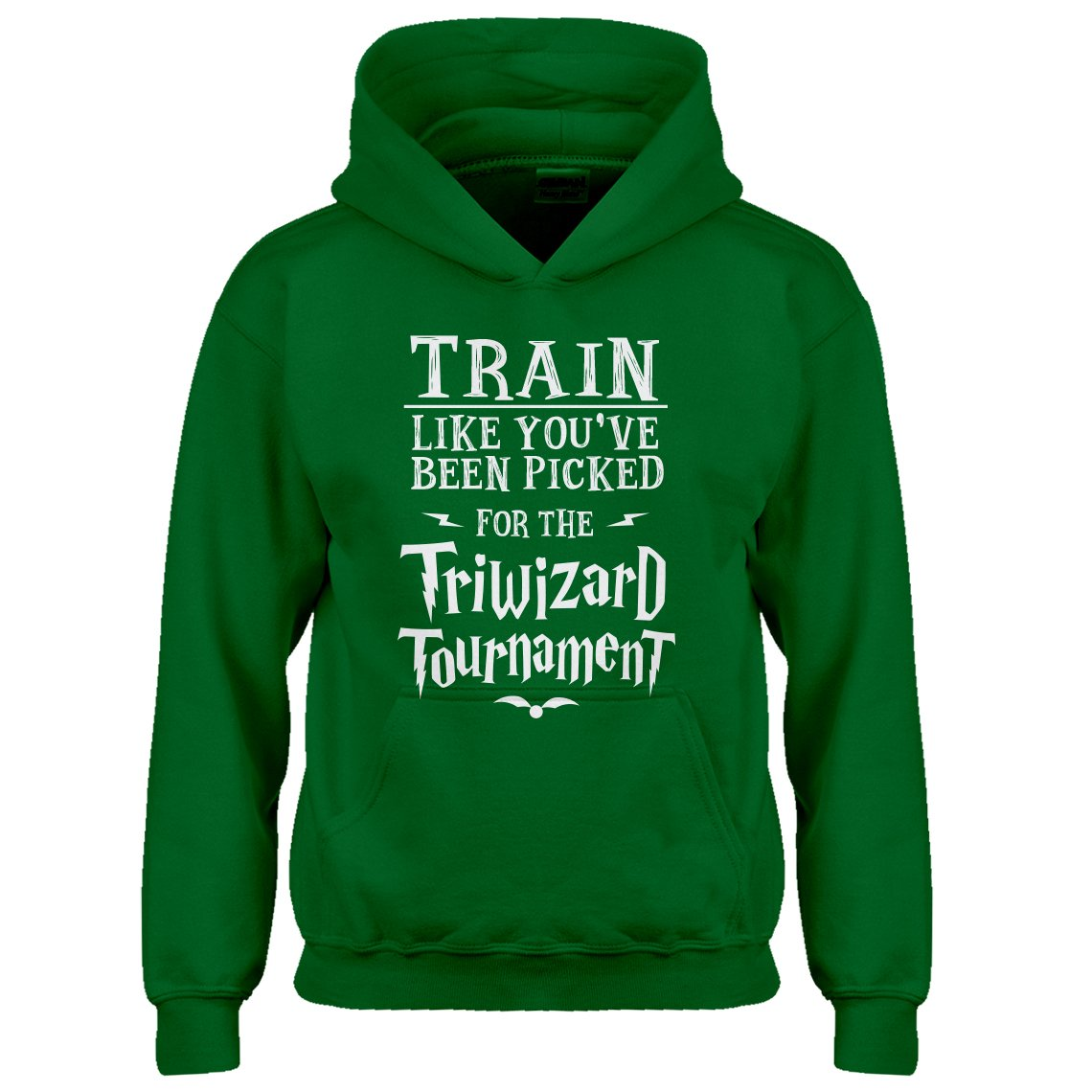 Indica Plateau Train for Triwizard Tournament Kids Hoodie 3082-Z