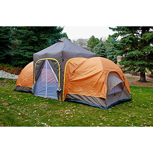 Undercover Apex-Camping Tent Setup of living Space, Size ...