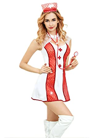 Sexy nurse outift