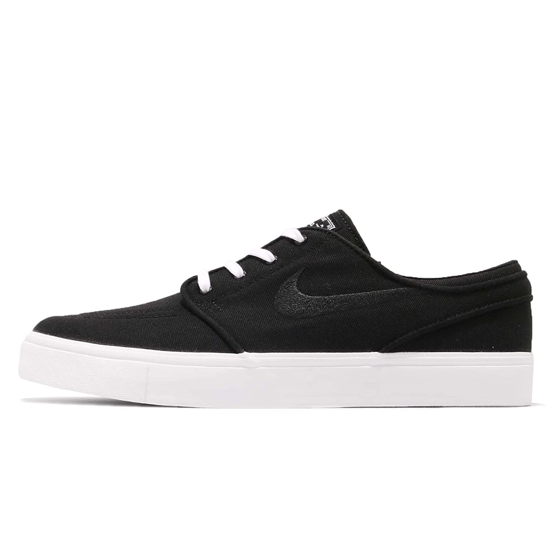 NIKE Men's Zoom Stefan Janoski Skate Shoe B078JD8SNM 12 M US|Black/Black-white
