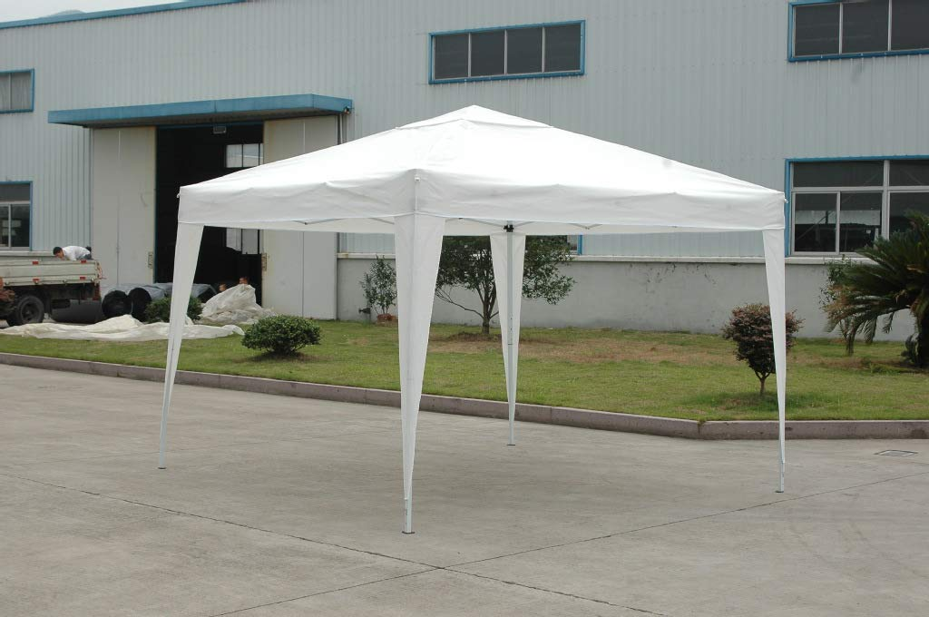 Senrob Canopy Tent Outdoor Beach Wedding Party Car Activity Event White Removable (10' x 10'(14.3 lbs)) by Senrob (Image #7)