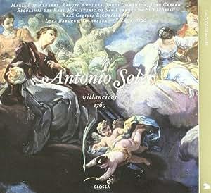 Villancicos 1769 (Jacques Ogg)