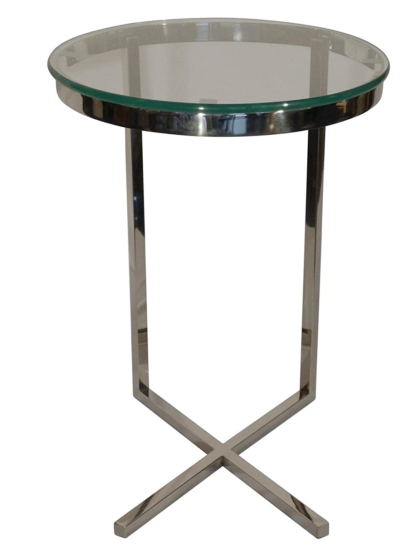 Schön Glasbeistelltisch Galerie Von Badly Bitten Glas Beistelltisch Teddington Sofa Tisch