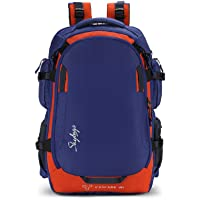 Skybags Weekender 42 Ltrs Indigo Hiking Backpack (CASC40IND)