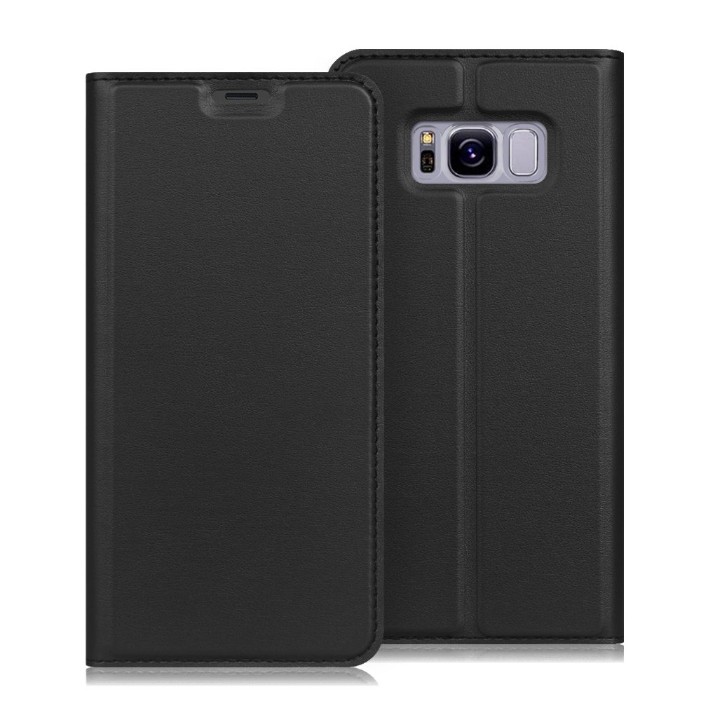 Samsung Galaxy S Funda – Fintie Premium Cuero PU Cover Slim Flip