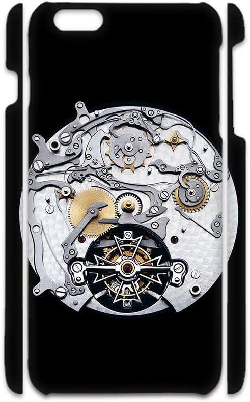 Light for Child Cases Hard Plastic Compatible On Apple iPod Touch 6 Design Clock Wheel 1 Choose Design 142-3