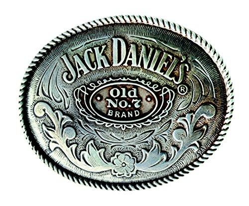 mens jack daniels belt buckle - 1