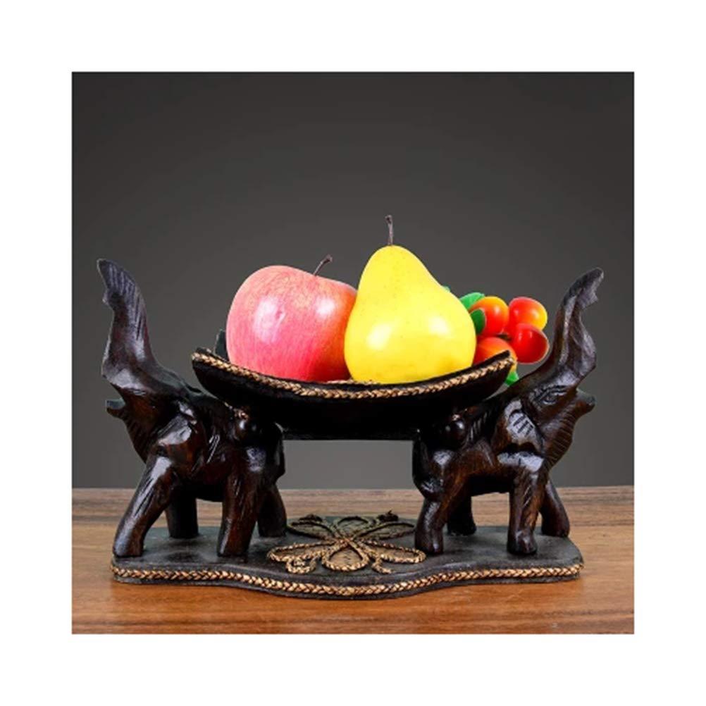 フルーツバスケット- フルーツバスクファミリーフルーツプレート籐フルーツディッシュギフトスペシャルフルーツTraycomport WPQW   B07R7N9VXK