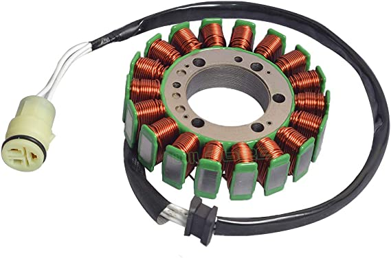 WildBee Engine Stator Coil Magneto for Kawasaki 21003-1397 ZX-9R Ninja ZX900 1998-2003