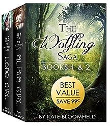 The Wolfling Saga (Book 1 & 2) Box Set