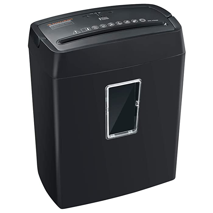 Top 10 Paper Shredders For Home Use 4 Minutes Continuous
