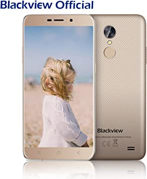 Blackview Smartphone Libres, A10 5.0 Pulgadas Moviles Libres 2GB + ...