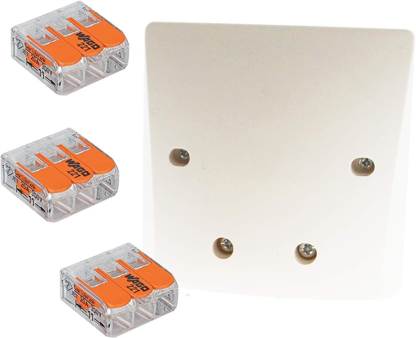 VOLTMAN VOM513502 Kit de branchement Chauffage 16 A
