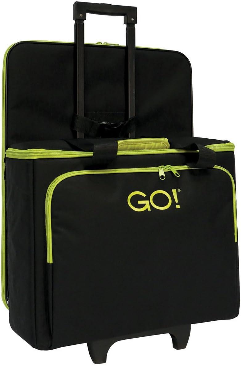 Accuquilt GO Fabric Cutter Tote Die Bag Black