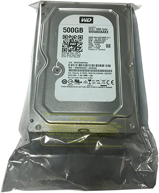 OUYAWEI Electronics PC Hard Drive HDD 5400rpm Cache SATA 2.5 Laptop Hard Drive 320GB