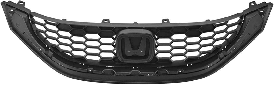 NEW UPPER RADIATOR SUPPORT COVER FITS 2013-2014 HONDA CIVIC HO1224102