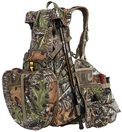 Tenzing TZ TP14 Turkey Hunting Backpack Vest with Seat