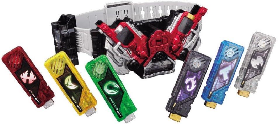 Amazon Com Bandai Kamen Rider W Dx Double Driver Super Best Toys Games