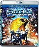 Pixels (BD 3D + 2D) [Blu-ray]