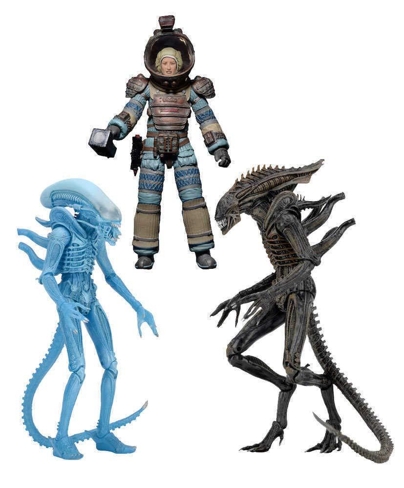 Aliens Action Figures 18-23 cm Series 11 Assortment (14) Neca
