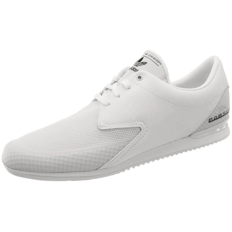 meet 2c04a 50893 adidas Mens Porsche Typ 64 Sport White Mesh Designer Trainers Shoes (UK 9)   Amazon.co.uk  Shoes   Bags