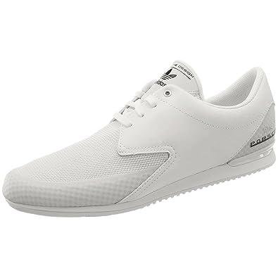 76a761a62a162b adidas Mens Porsche Typ 64 Sport White Mesh Designer Trainers Shoes (UK 9)