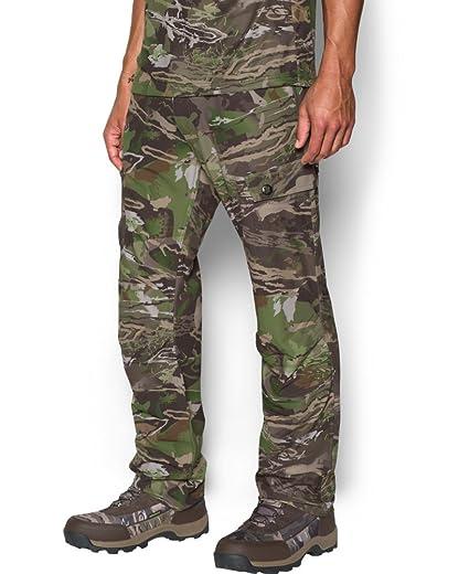 c007f02b5e526 Amazon.com : Under Armour Men's UA Ridge Reaper Early Season Scent Control  Pants Ridge Reaper Forest - 36/32 : Sports & Outdoors