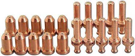 9-8402 Electrode for Thermal Dynamics PCH//M-62 PCH//M-102 Plasma Cutting Torch 10pcs