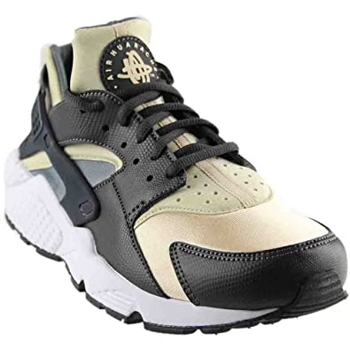 competitive price 90371 bc3ef Nike Women Air Huarache Anthracite Oatmeal Cool Grey Black Running Shoes, 8  B (