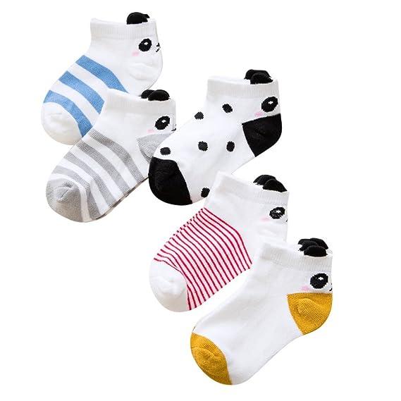 Calcetines Dedos Ysabel Mora Calcetines Nina 5 Pares De Bebés Niñas Impresas Tejer Algodón Infantil Niños Niños Calcetines: Amazon.es: Ropa y accesorios